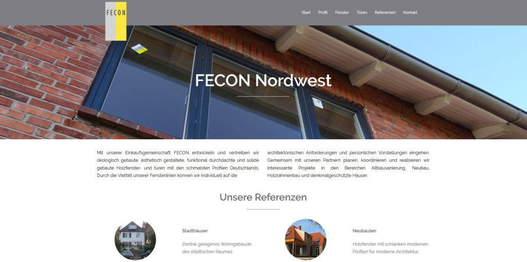 link fecon-nordwest referenz