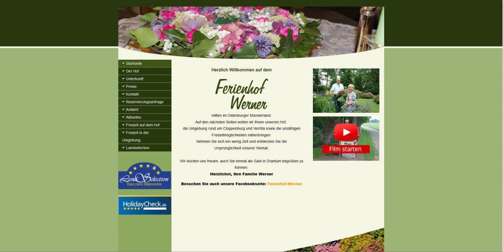 link referenz ferienhof werner
